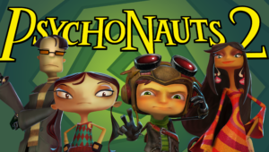 Psychonauts 2 Wallpaper