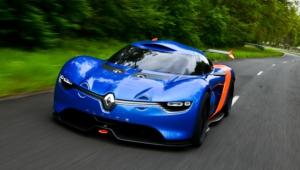 Renault Alpine A110 50 Background