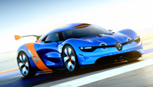 Renault Alpine A110 50 Wallpaper