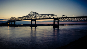River Mississippi 4k