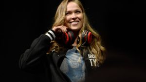 Ronda Rousey Hairstyle