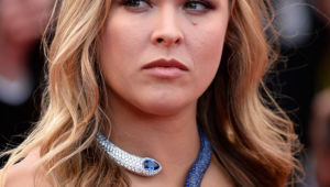 Ronda Rousey Iphone Background
