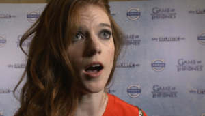 Rose Leslie Hd Wallpaper