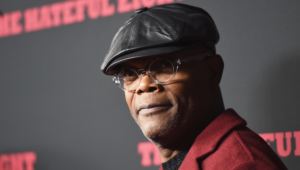 Samuel Jackson High Definition