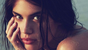Sara Sampaio Hd Background