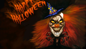 Scary Halloween Wallpaper