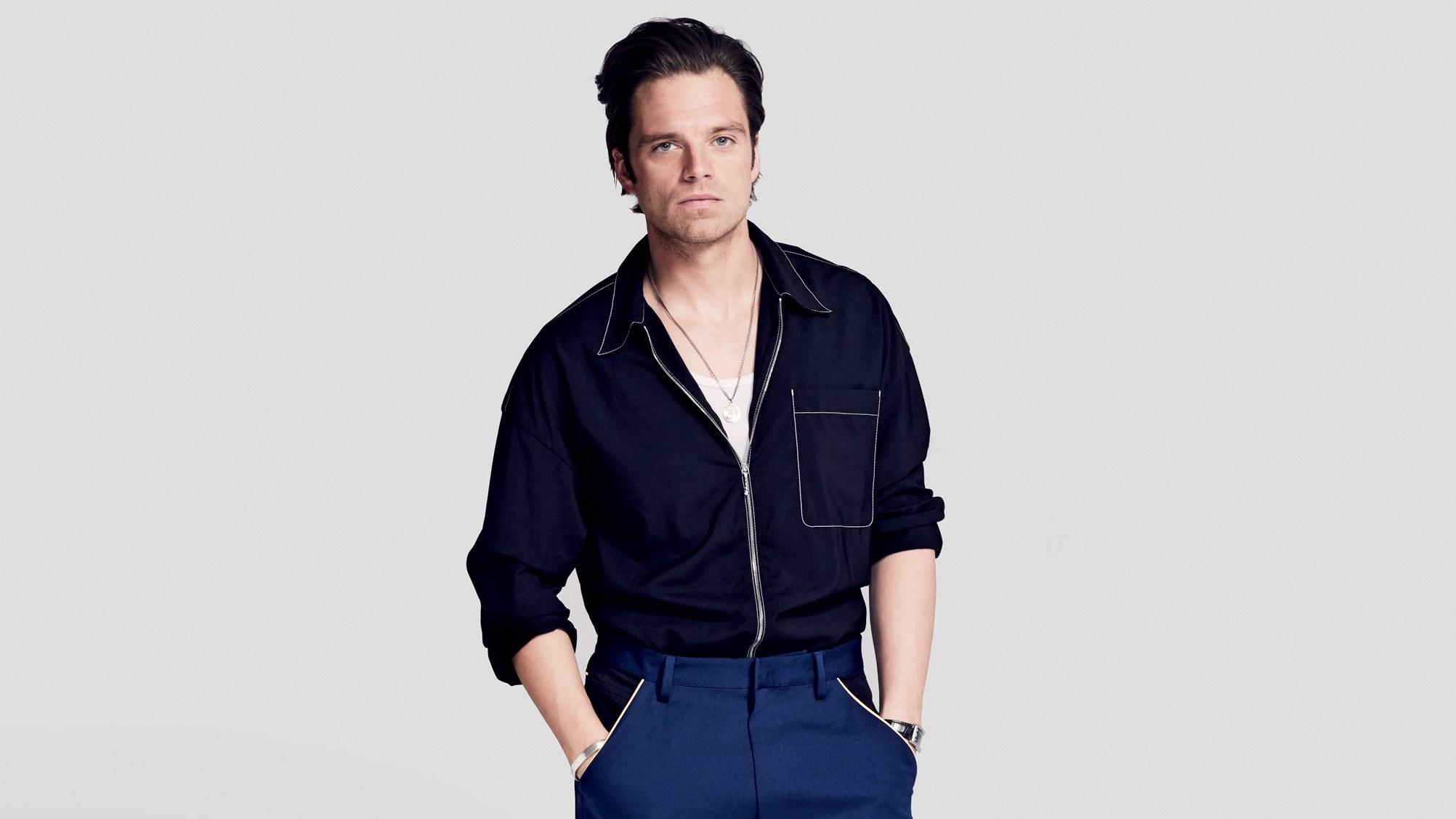 Sebastian Stan Photos