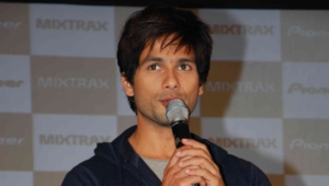Shahid Kapoor High Definition