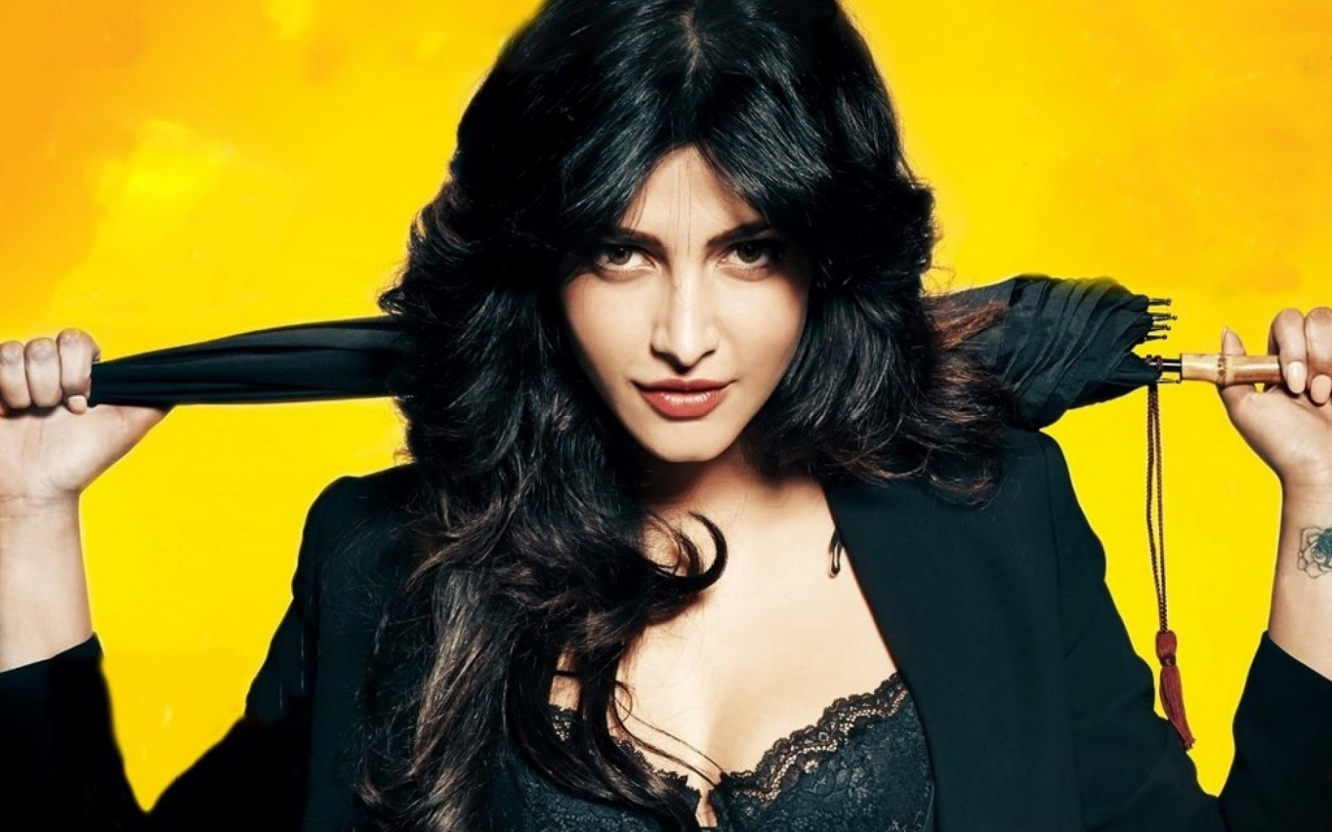 Shruti Hassan Wallpaper For Computer