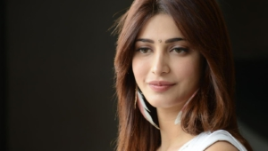 Shruti Hassan Hairstyle