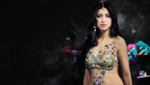 Shruti Hassan Toples