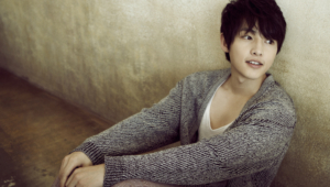 Song Joong Ki Hd Wallpaper