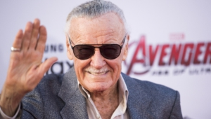 Stan Lee Hd Wallpaper