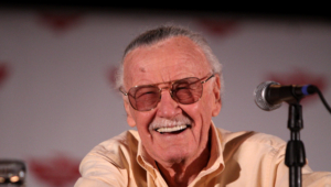 Stan Lee Wallpaper