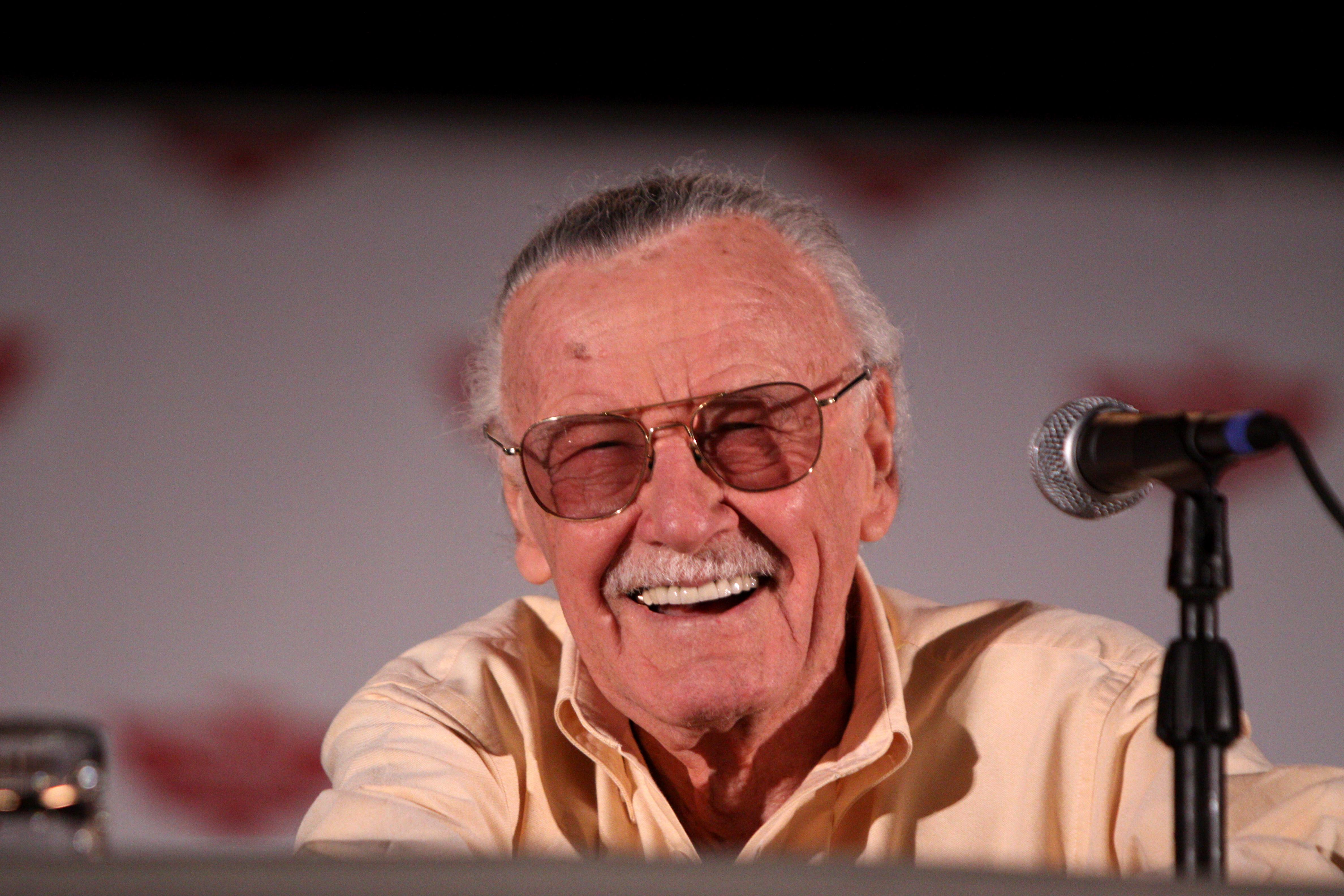 Stan Lee Wallpaper