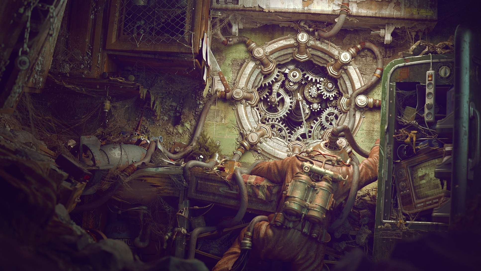 steampunk wallpapers images photos pictures backgrounds