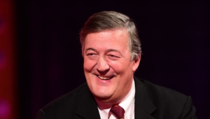 Stephen Fry Computer Wallpaper