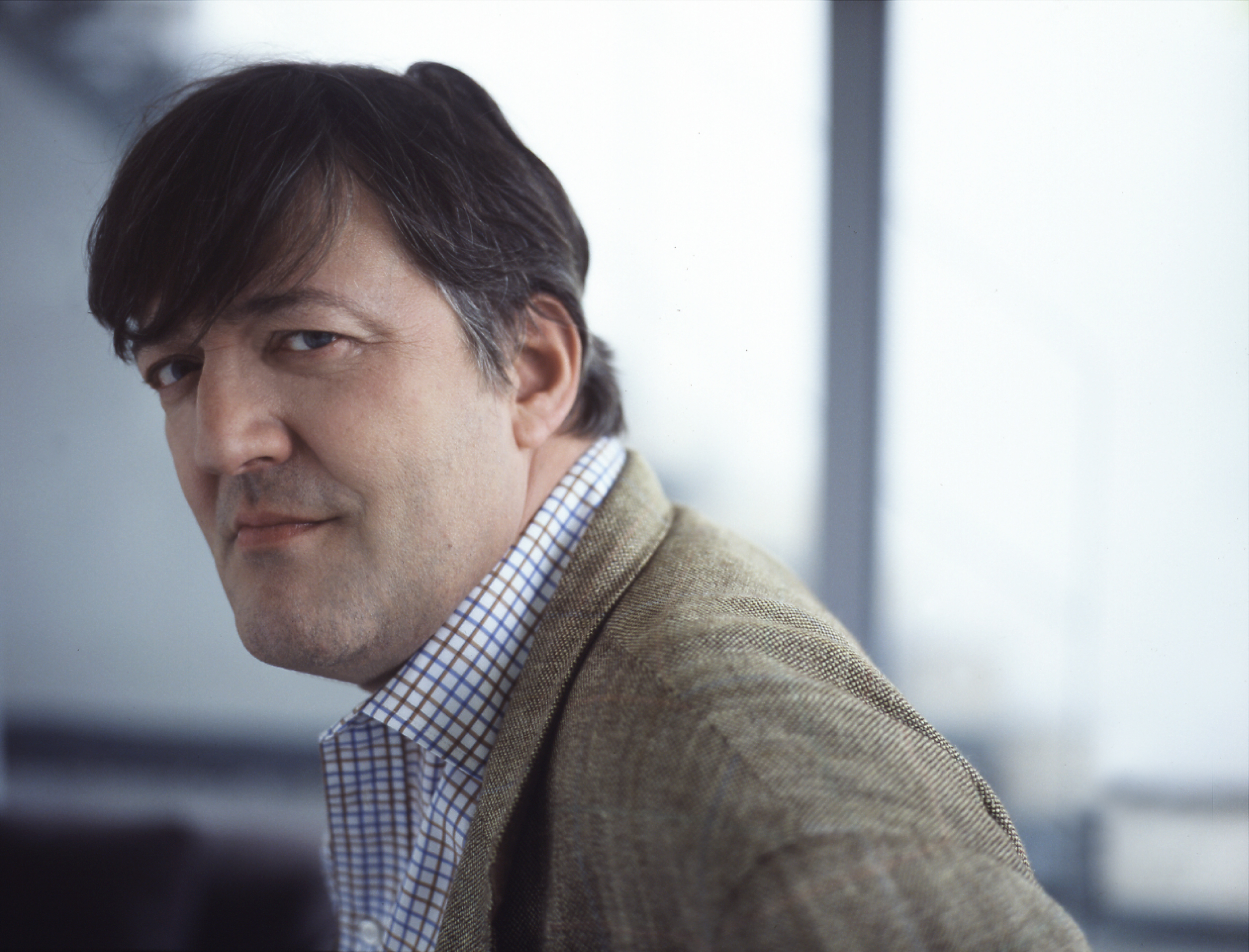 Stephen Fry Hd Desktop