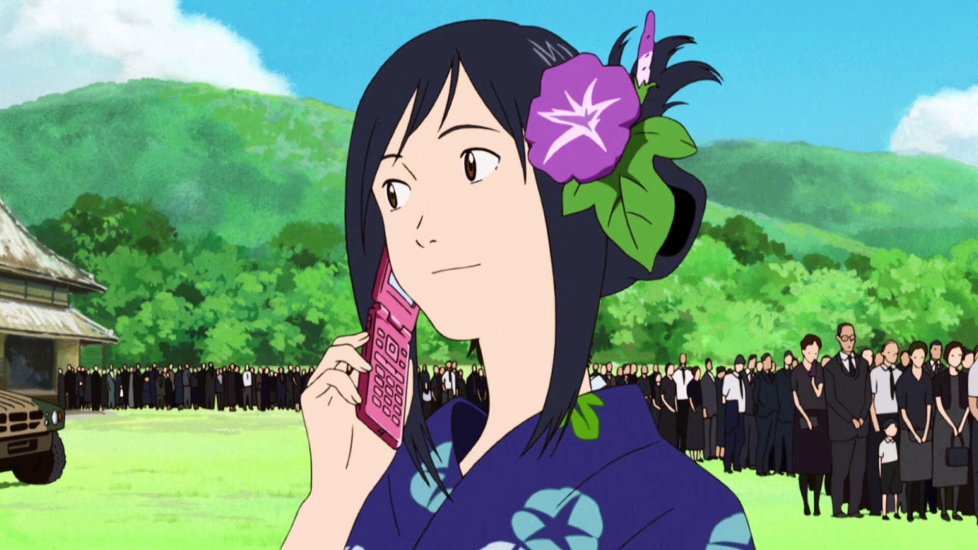 summer wars wallpapers images photos pictures backgrounds