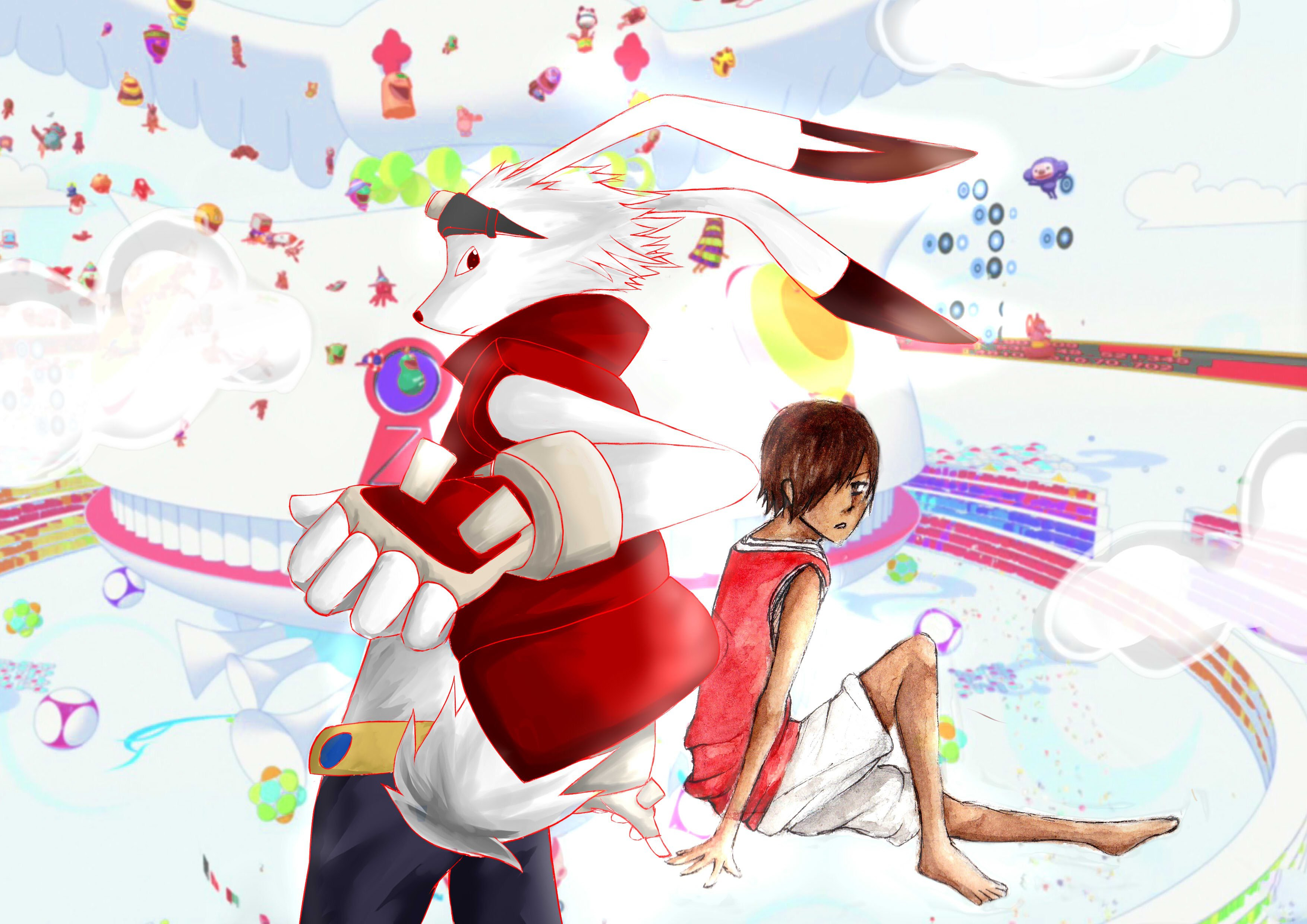 Summer Wars Pictures