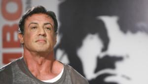 Sylvester Stallone 4k