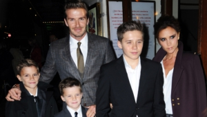 Pictures of Romeo Beckham