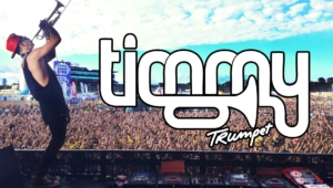 Timmy Trumpet Background
