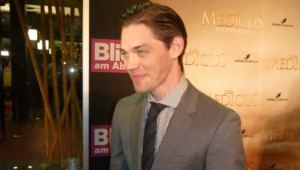 Tom Payne High Quality Wallpapers