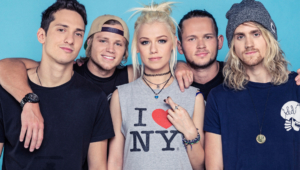 Tonight Alive Hd Wallpaper