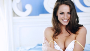 Tori Black Background