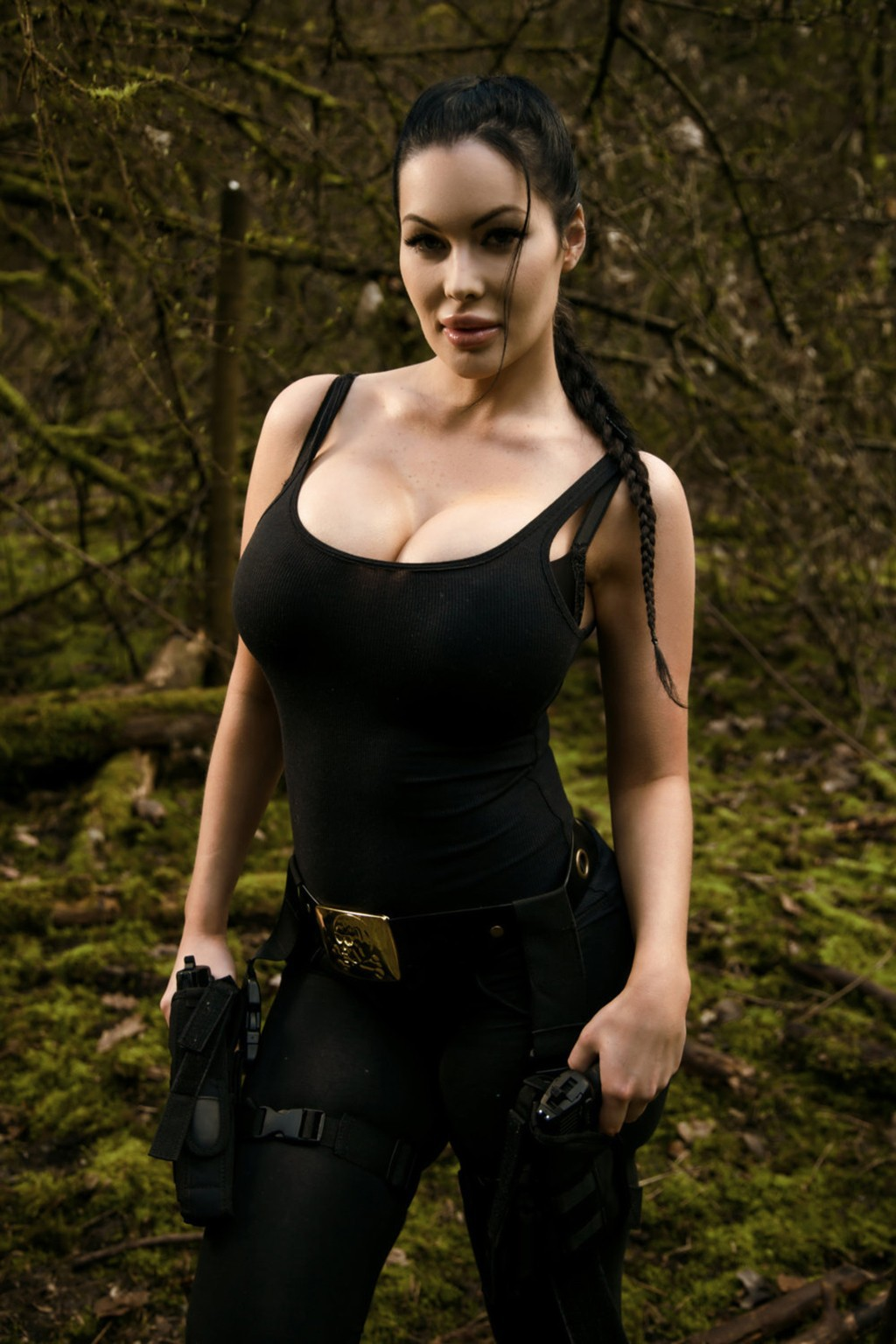 Destiny dixon tomb raider