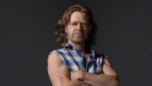William H Macy Background