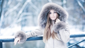Winter Girl Images
