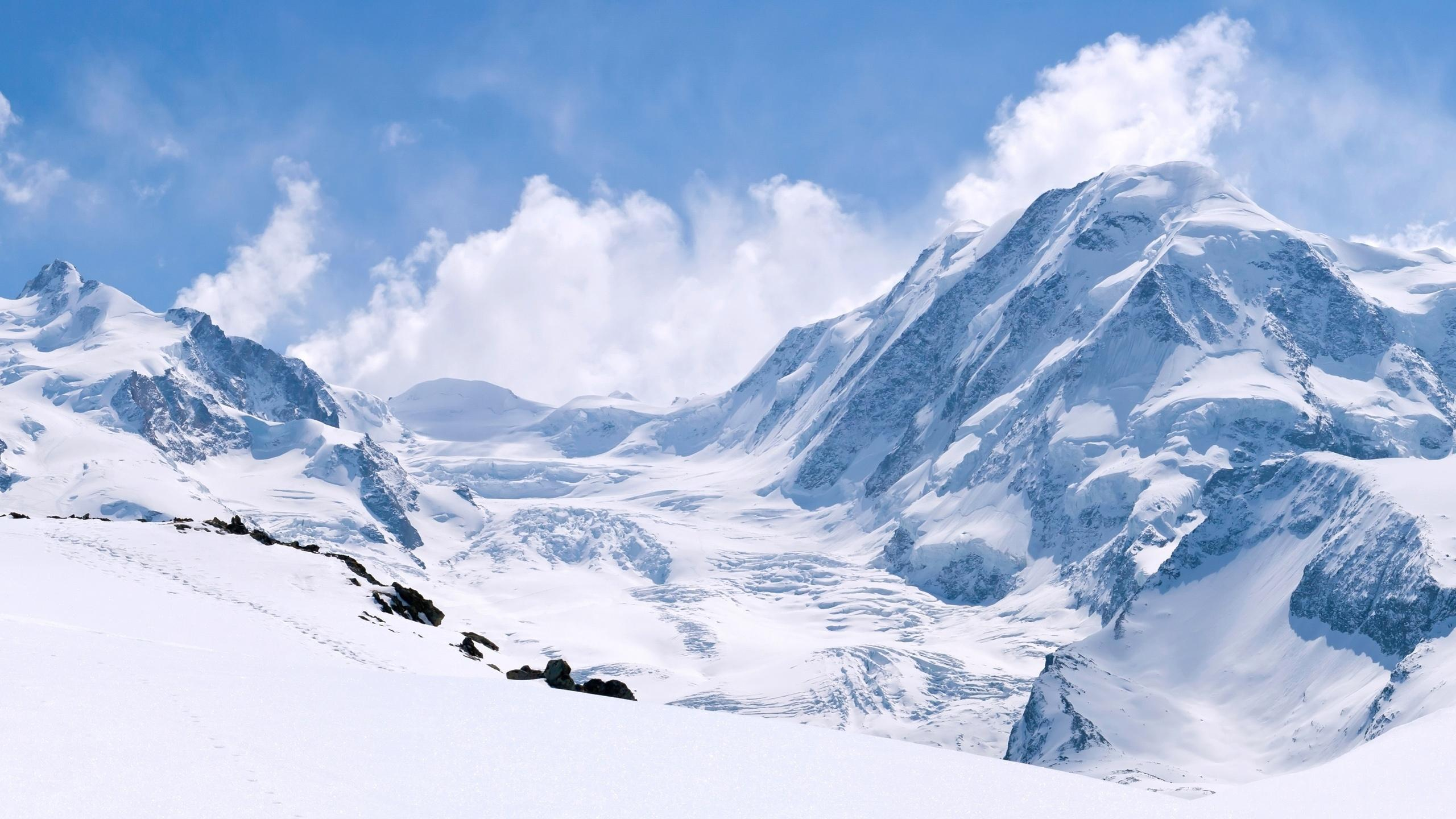Winter Mountains Images