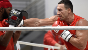Wladimir Klitschko Wallpapers