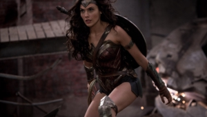 Wonder Woman Movie Widescreen