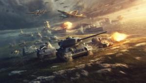 World Of Tanks Desktop Wallpaper