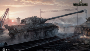 World Of Tanks Widescreen