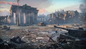 World Of Tanks For Desktop Background