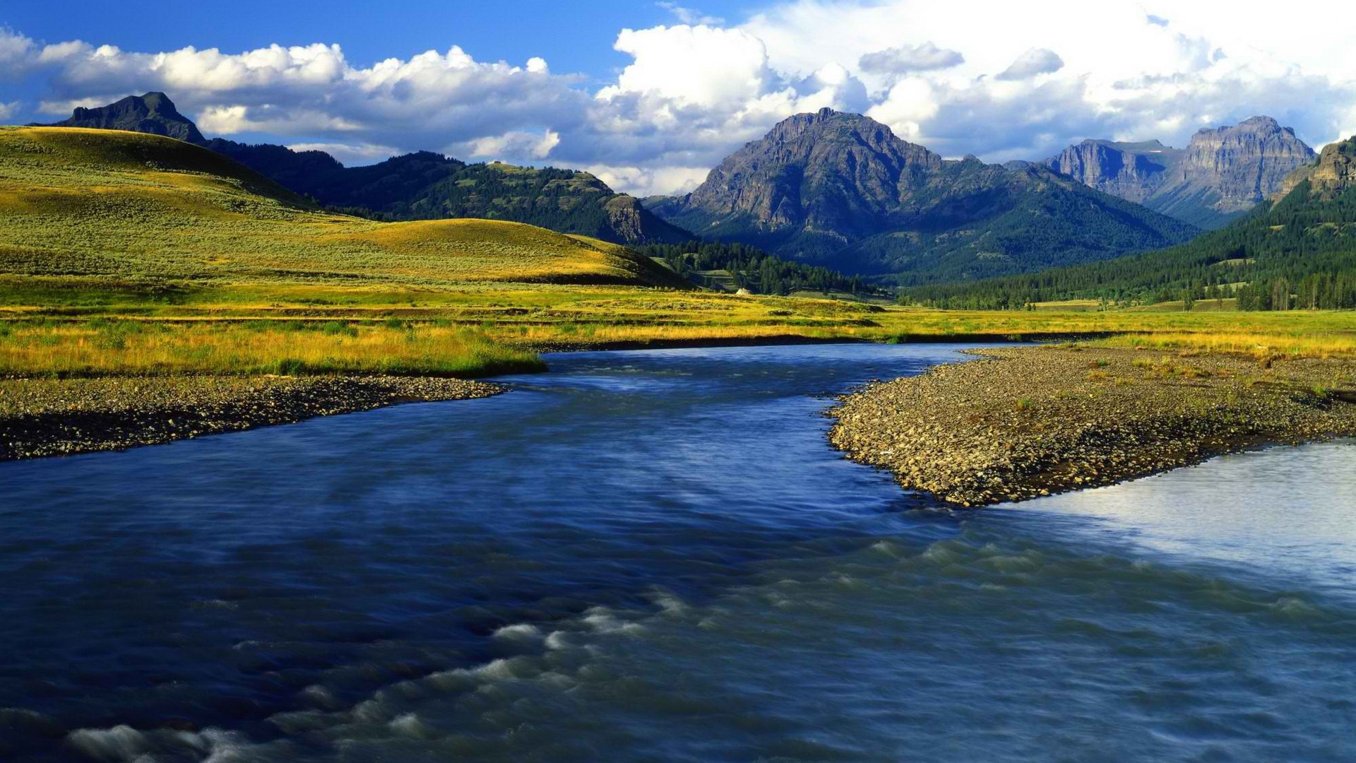 yellowstone national park wallpapers images photos