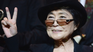 Yoko Ono Hd Background