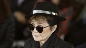 Yoko Ono Wallpaper