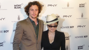 Yoko Ono Widescreen