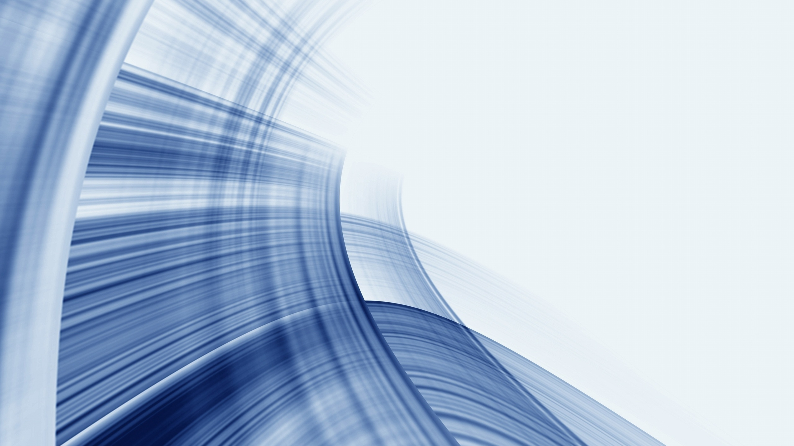 Abstract Blue White Lines