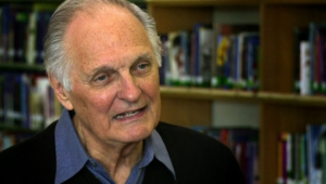 Alan Alda Computer Wallpaper