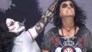 Alice Cooper Hd Desktop