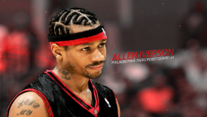 Allen Iverson High Quality Wallpapers