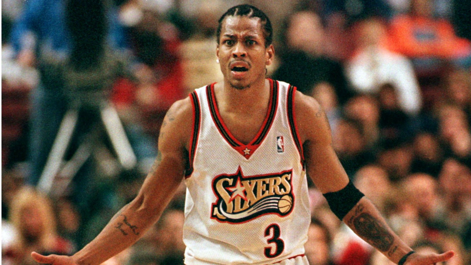 Allen Iverson Sexy Wallpapers
