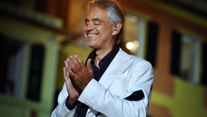 Andrea Bocelli Photos