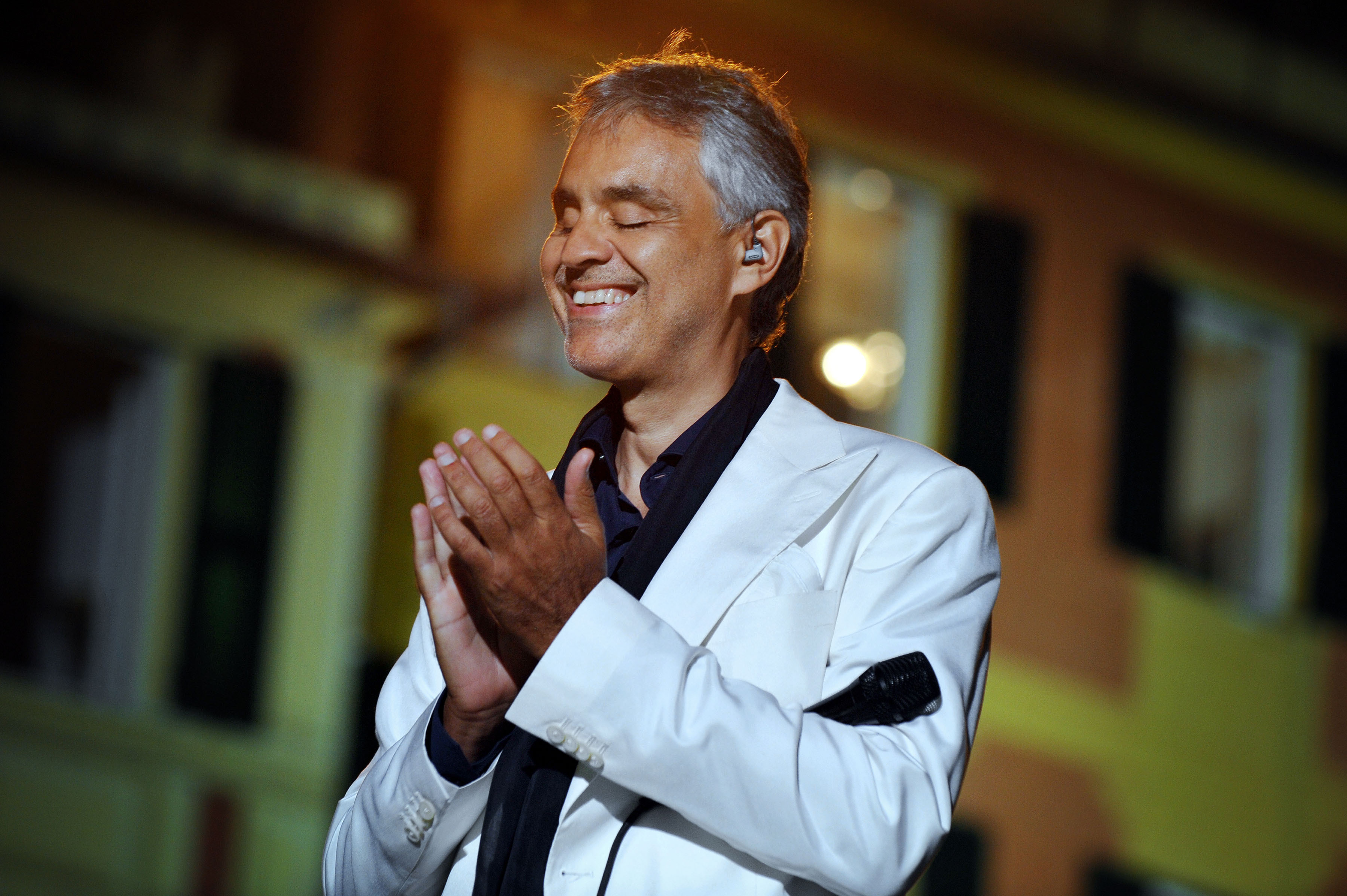 Andrea Bocelli Photos